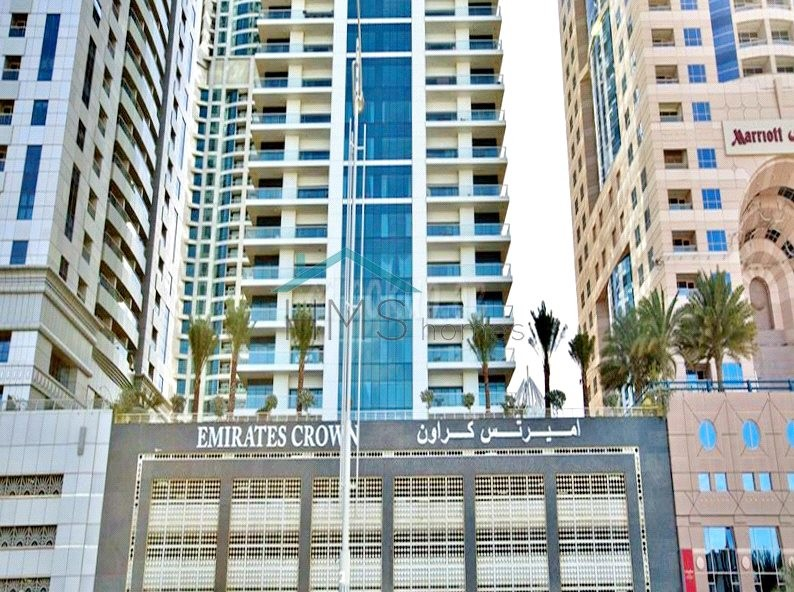 2BR+Maid | Large Layout | Emirates Crown | Low Floor