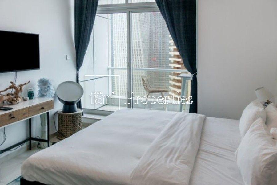 Furnished | Marina View | High Floor