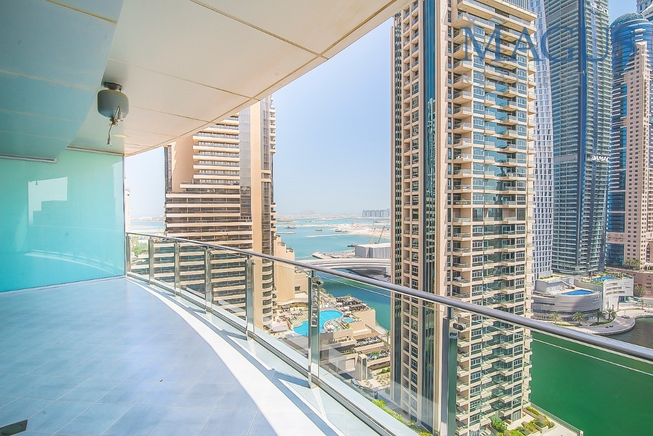 Amazing  Full Marina View | Free Chiller| 1 BR