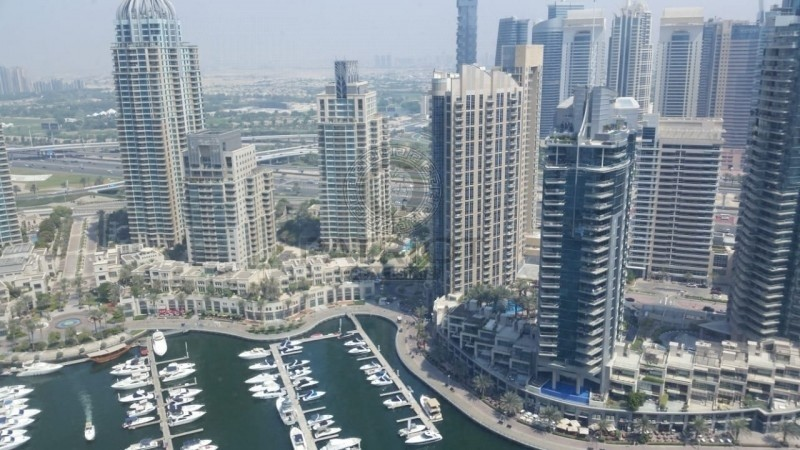Amazing Full Marina view 3BR in Dubai Marina Maina Terrace