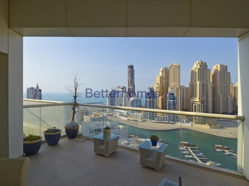 4 BR Penthouse I Sea View I Private Pool