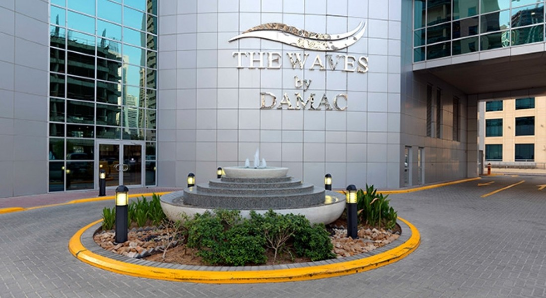stunning| Mid floor| 2 bedroom flat for Rent in Waves Tower A