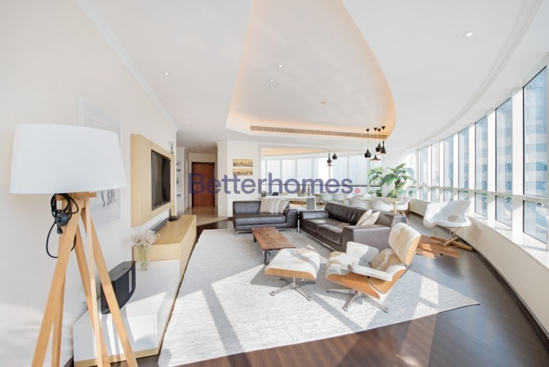 Fully upgraded |Fully furnished | Spacious apartment|