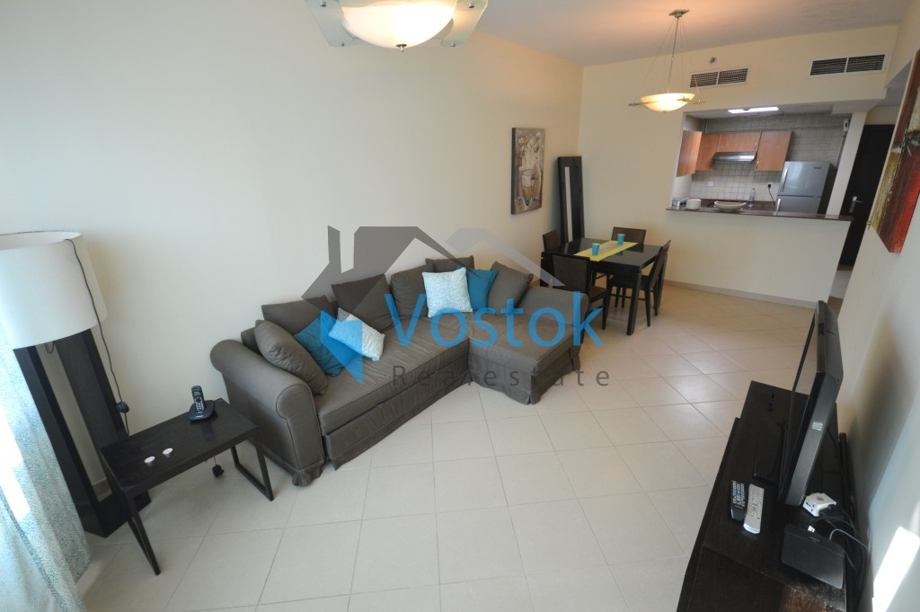 Chiller Free|1 Bedroom Fully Furnished| Diamond-5