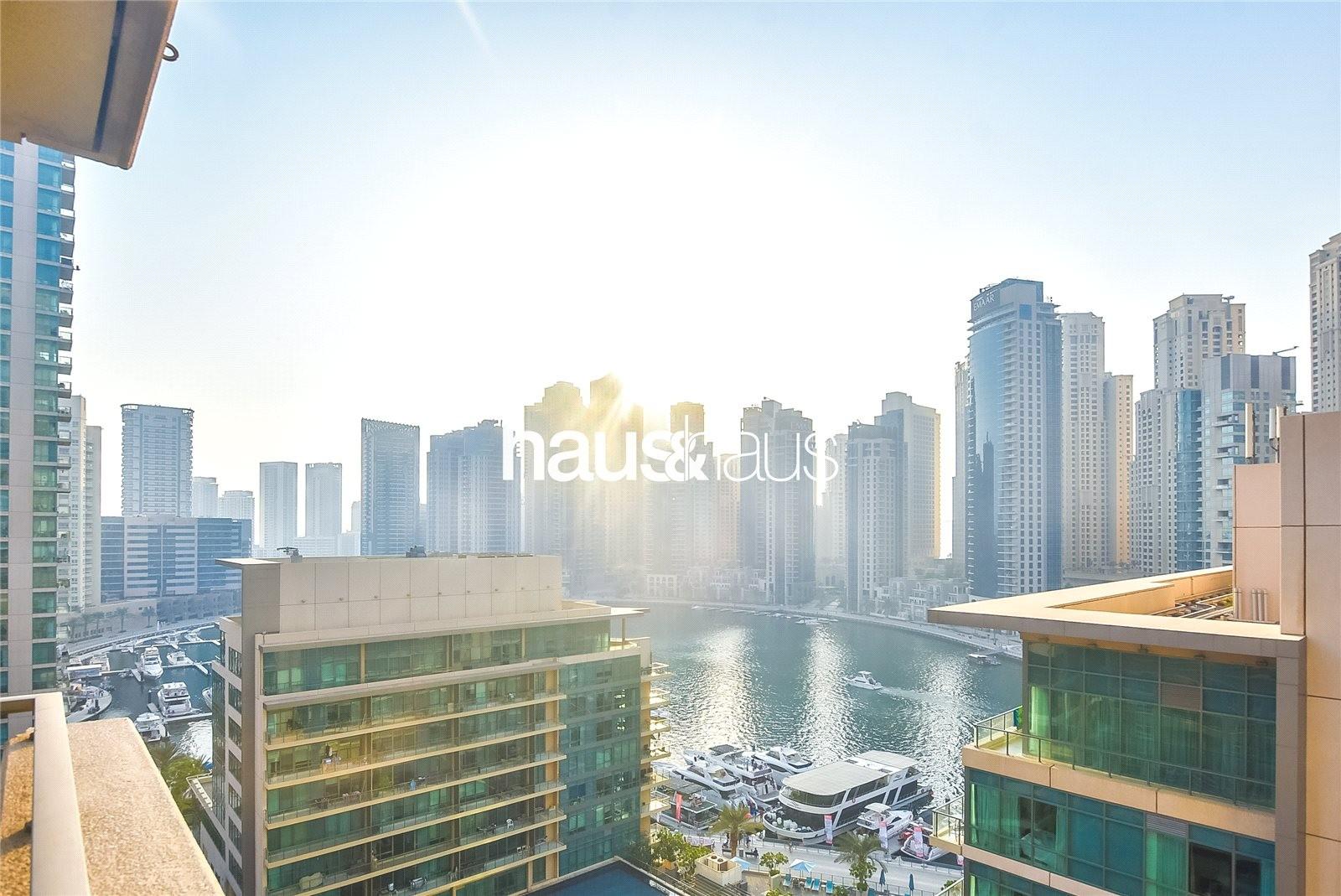 Newly Upgraded | Marina View | 2000 SQFT