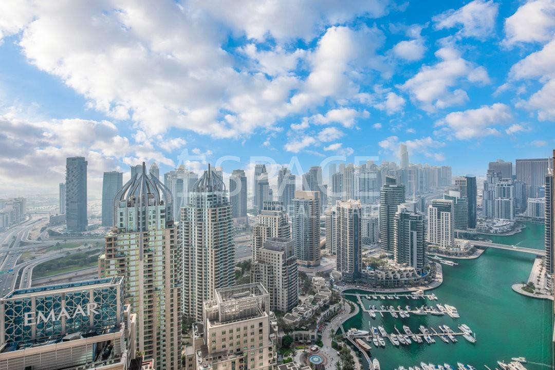 Exclusive | Marina View | 3 Bedrooms