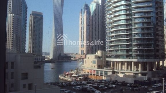 Fully Furnished one bed apartment with Marina View