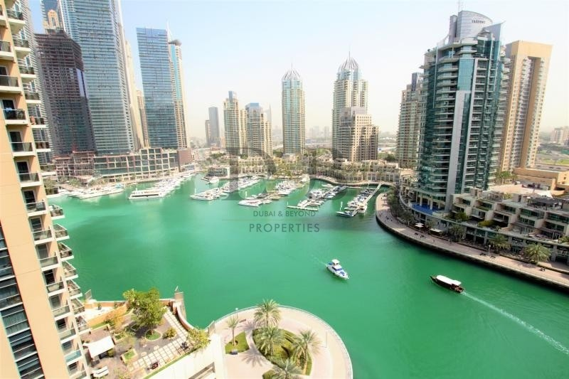 BRAND NEW 2 BR Apartment Marina View Available Now