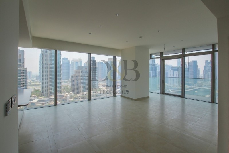 Spacious 3 BR+Full Marina View   Large Layout Unit