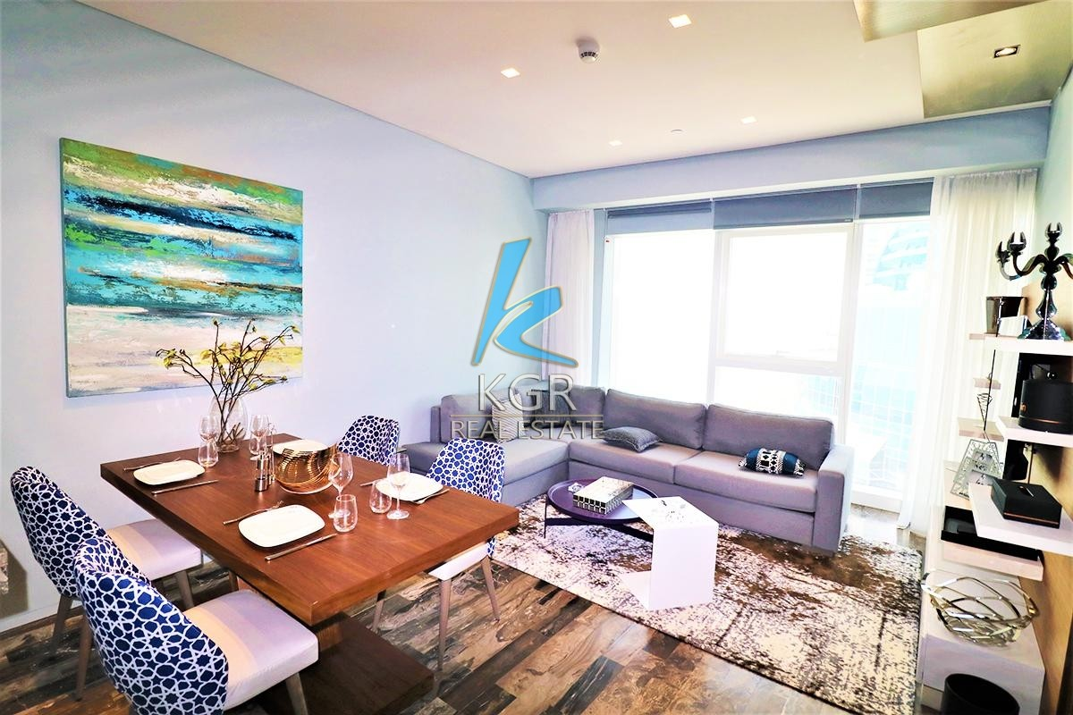 High End, Fendi Style,  Multiple Units Available 1Bed Furnished