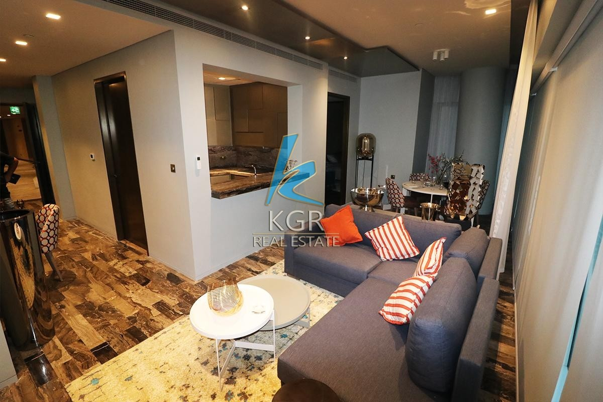 High End Furnishing, Marina View 2 Beds Brand New