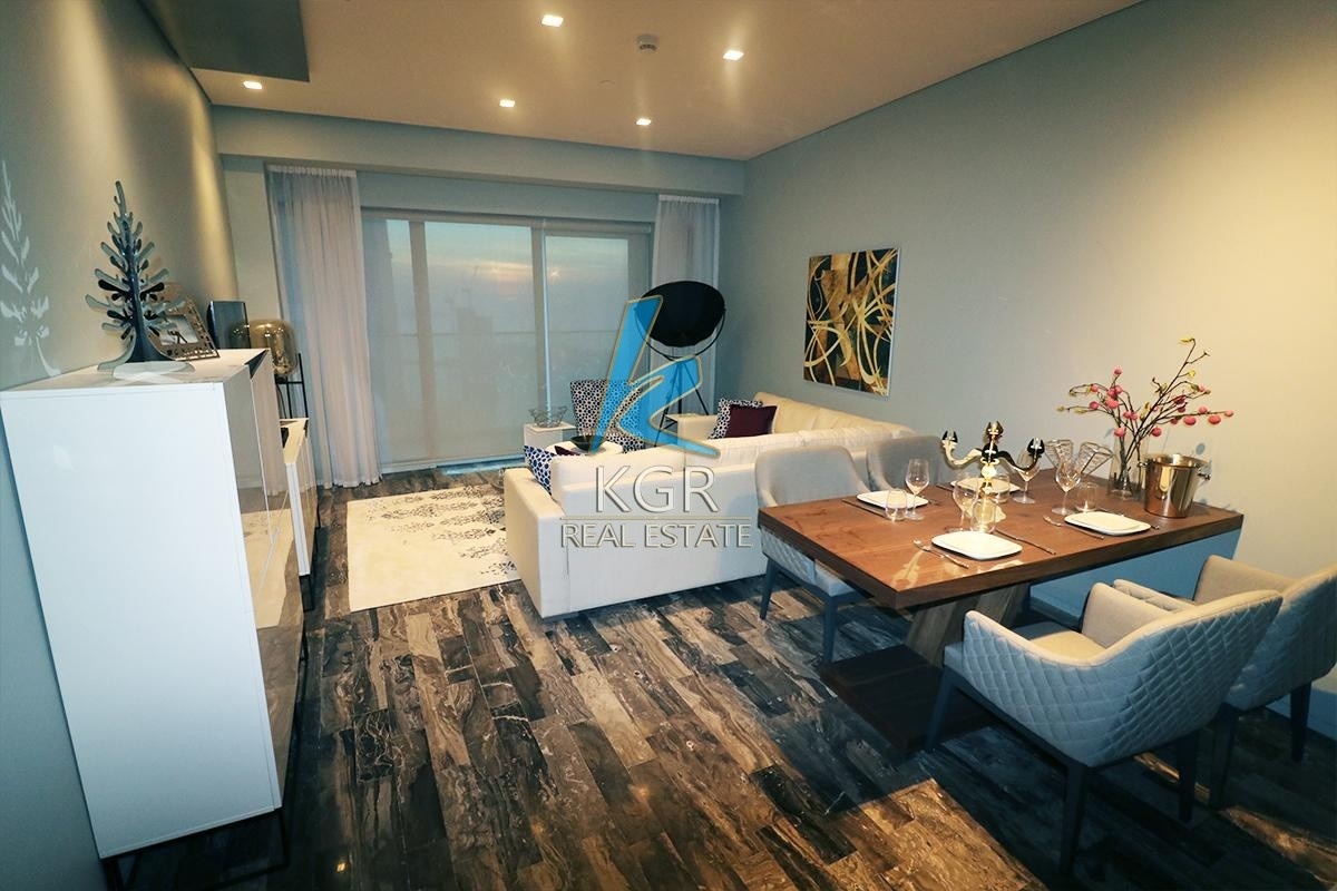 ROI 1BR Furnished Rented High Floor with Palm View.