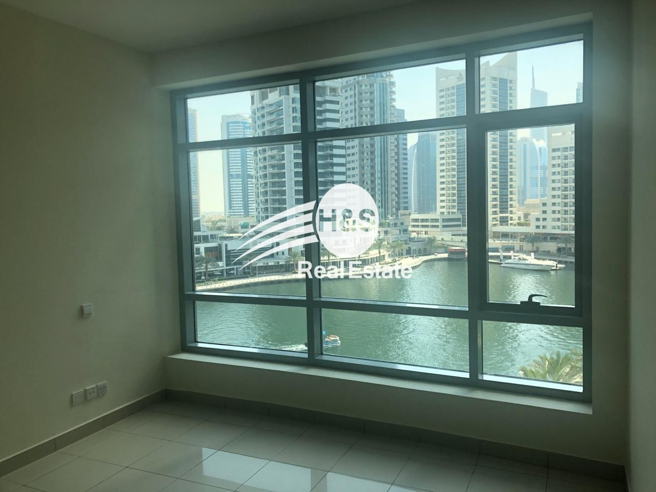 1 bed with Magnificent Full Marina View