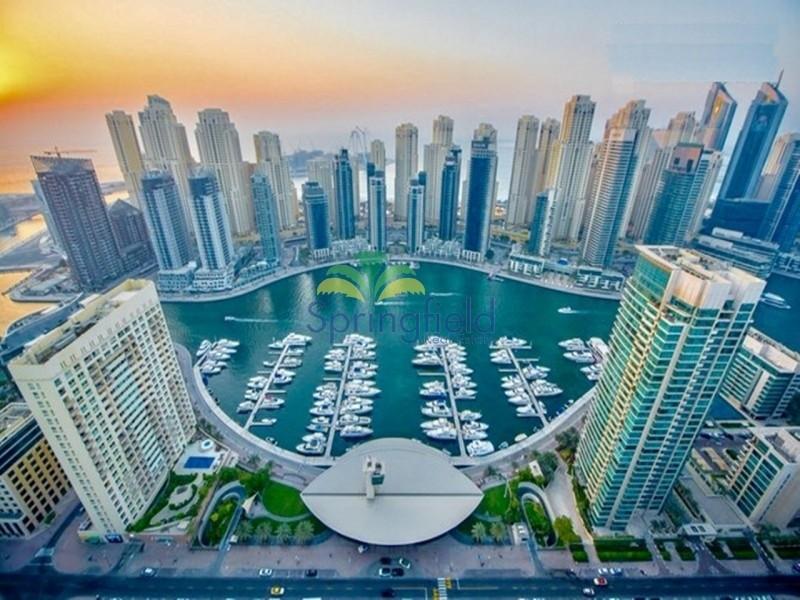 Upgraded | Sea & Marina | Duplex (4371 SQFT)