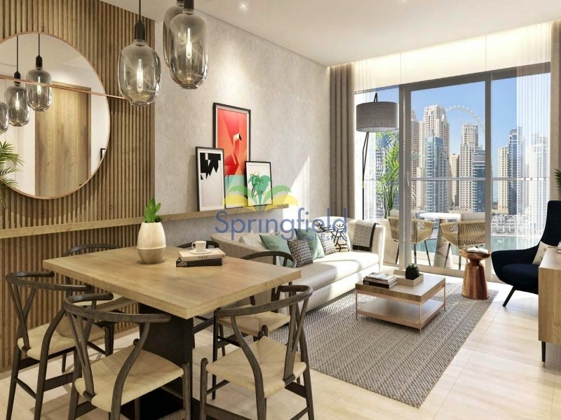 Waterfront Residence | Expected high returns | Marina