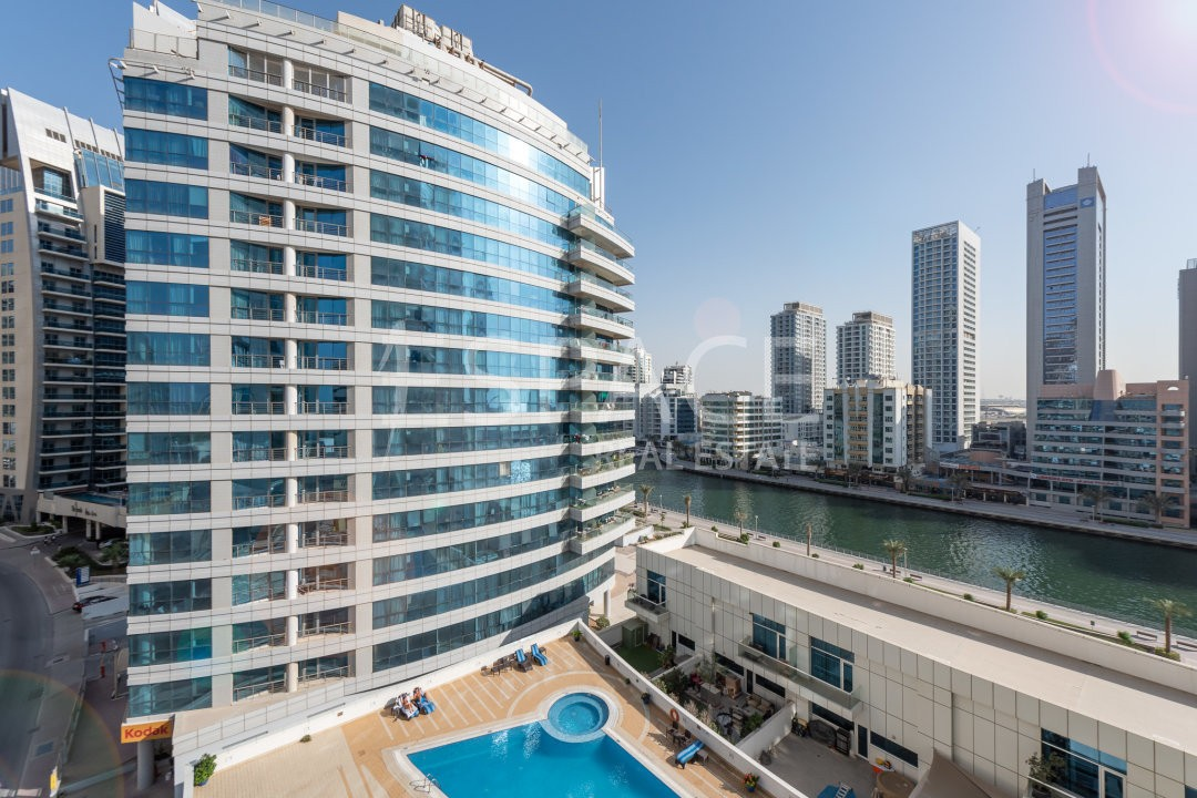 3 Bedrooms Plus Study| Sea & Marina View