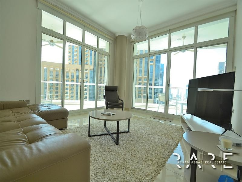 Upgraded | Furnished | Study room | Marina View