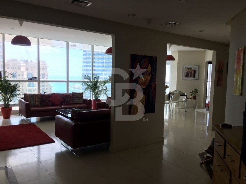 Luxurious 3 Bed + Maid's with Marina View