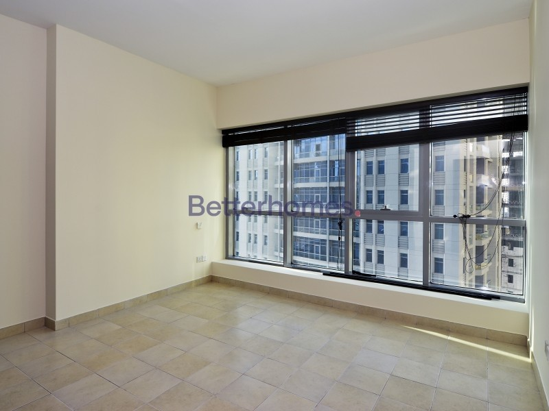 Spacious 1 BR | Marina View | Vacant Soon