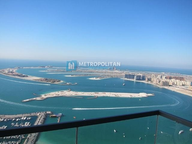 Fully Furnished 3 BR + Maid for Sale With Sea View
