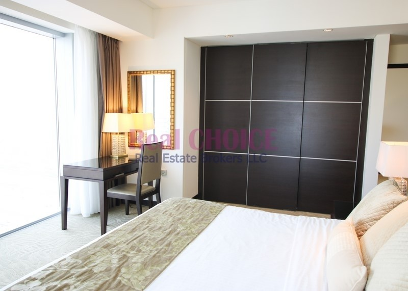 Luxury Furnished|Vacant|Mid Floor 1BR