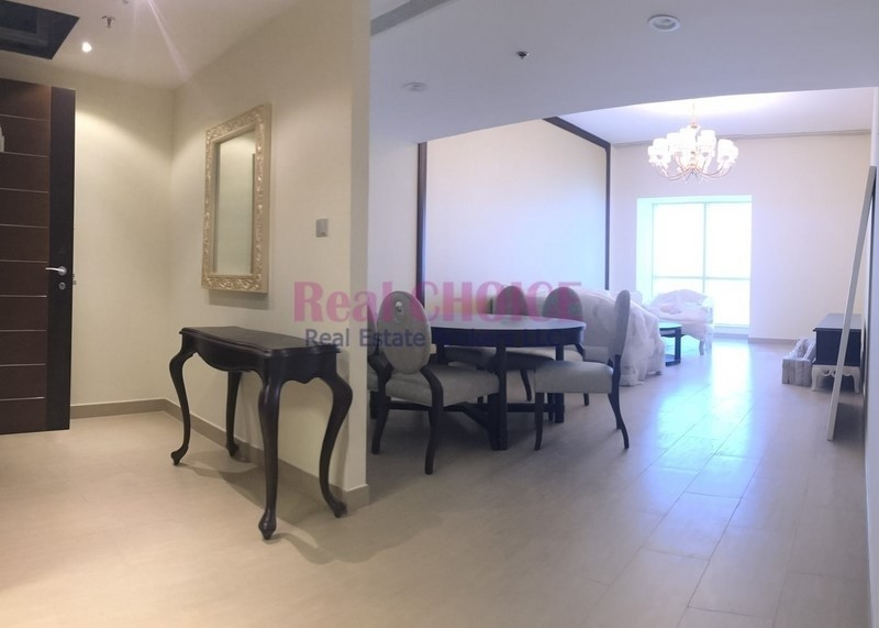 Vacant Serviced Property|High Floor 2BR Aparment