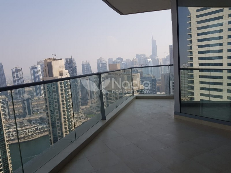 Beautiful Marina View | High Floor | 3BR + Maids | Trident Grand Residence