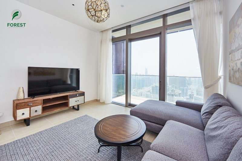 Very High Floor| Full Marina View |Fully Furnished