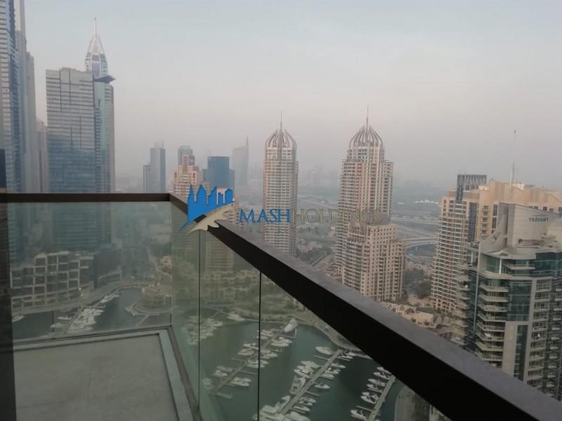 Free Chiller | 360 Marina View | Higher Floor