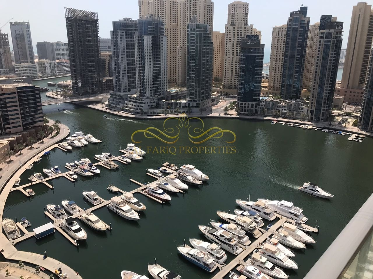 MARINA VIEW | 2 BED + STUDY | FURNISHED | HIGHER FLOOR