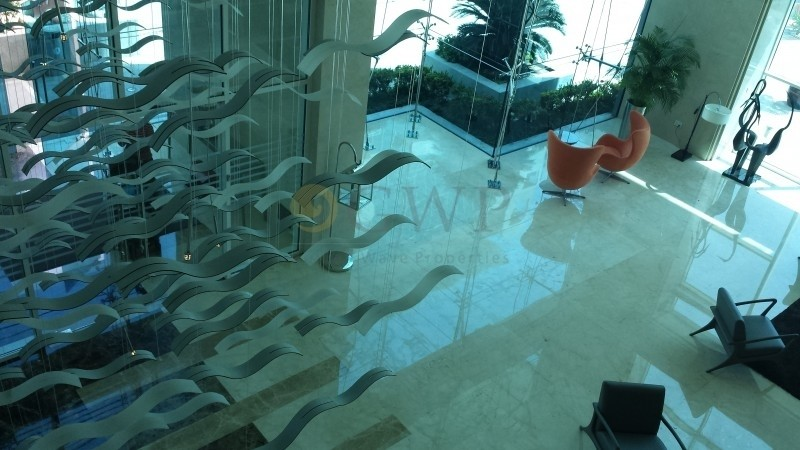 2 Cheques   Fully Furnished   Partial Marina View