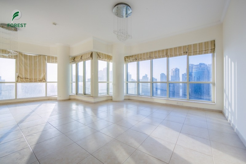 Vacant 2BR with Study Upgraded Flooring Marina View