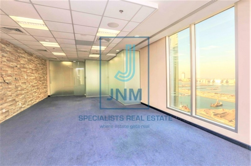 Fitted Office Space | Al Habtoor Business Tower