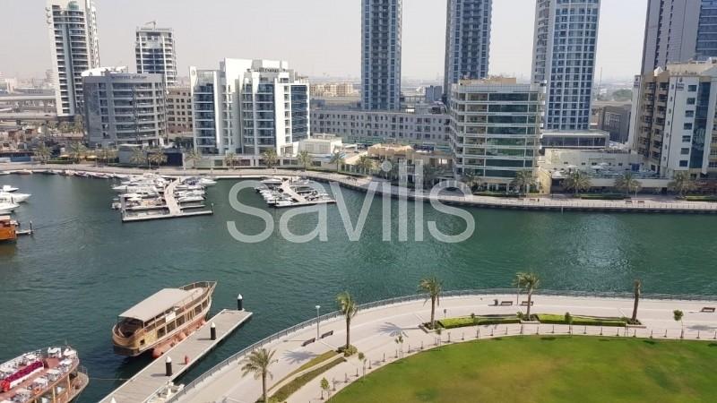 Beautiful Marina Views | Spacious Apt | Vacant