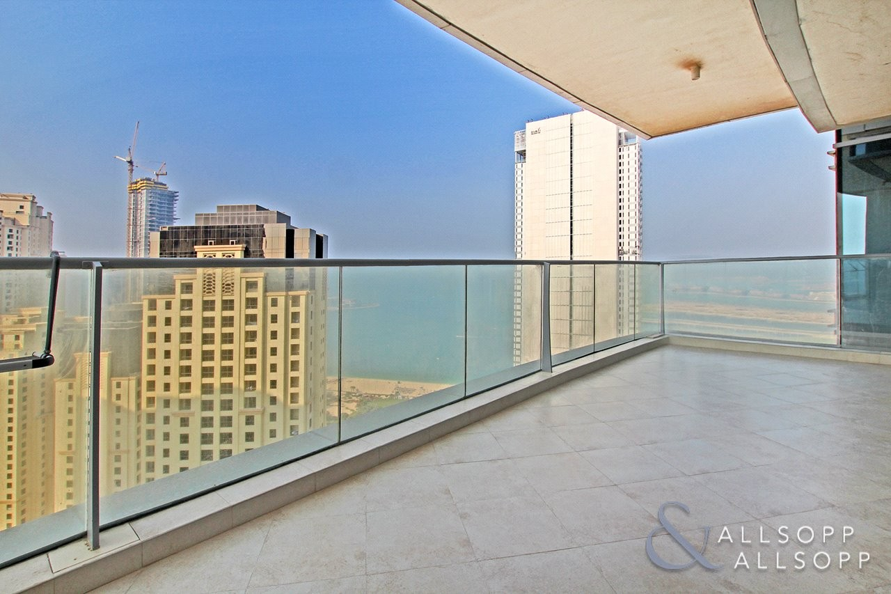 3 Bedrooms | Full Sea View | Upgraded