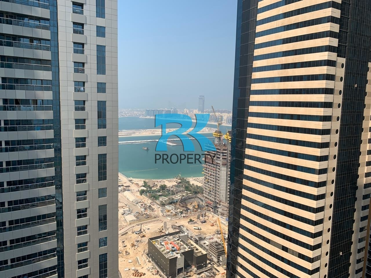 HIGH FLOOR, SEA VIEW | FULLY-FURNISHED 2BR