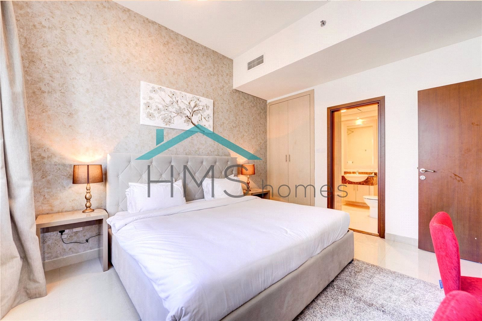 Amazing 1BR | Furnished | All Services Included