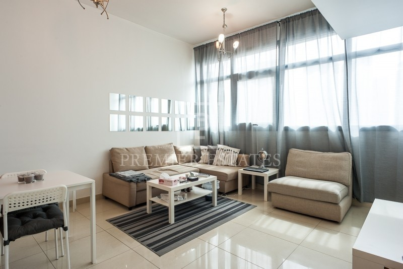 1 Bed Rented Fully Furnished High Floor