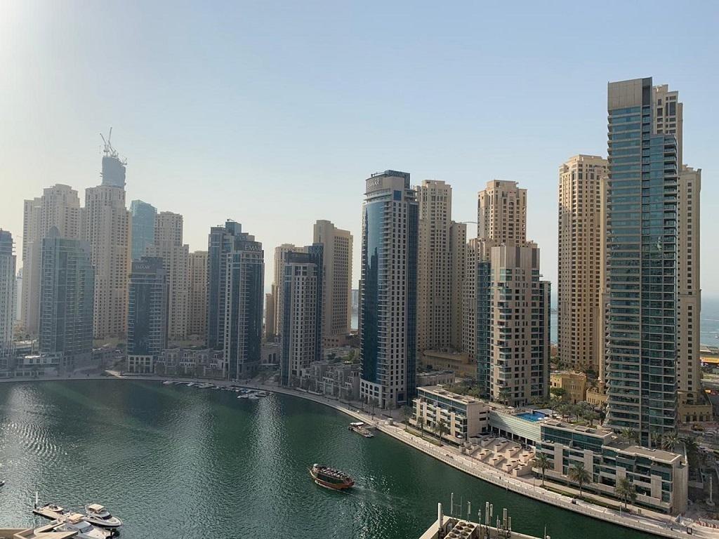 AL MAJARA 1 | Type 03 | High Floor | Full Marina View | ROI 7%