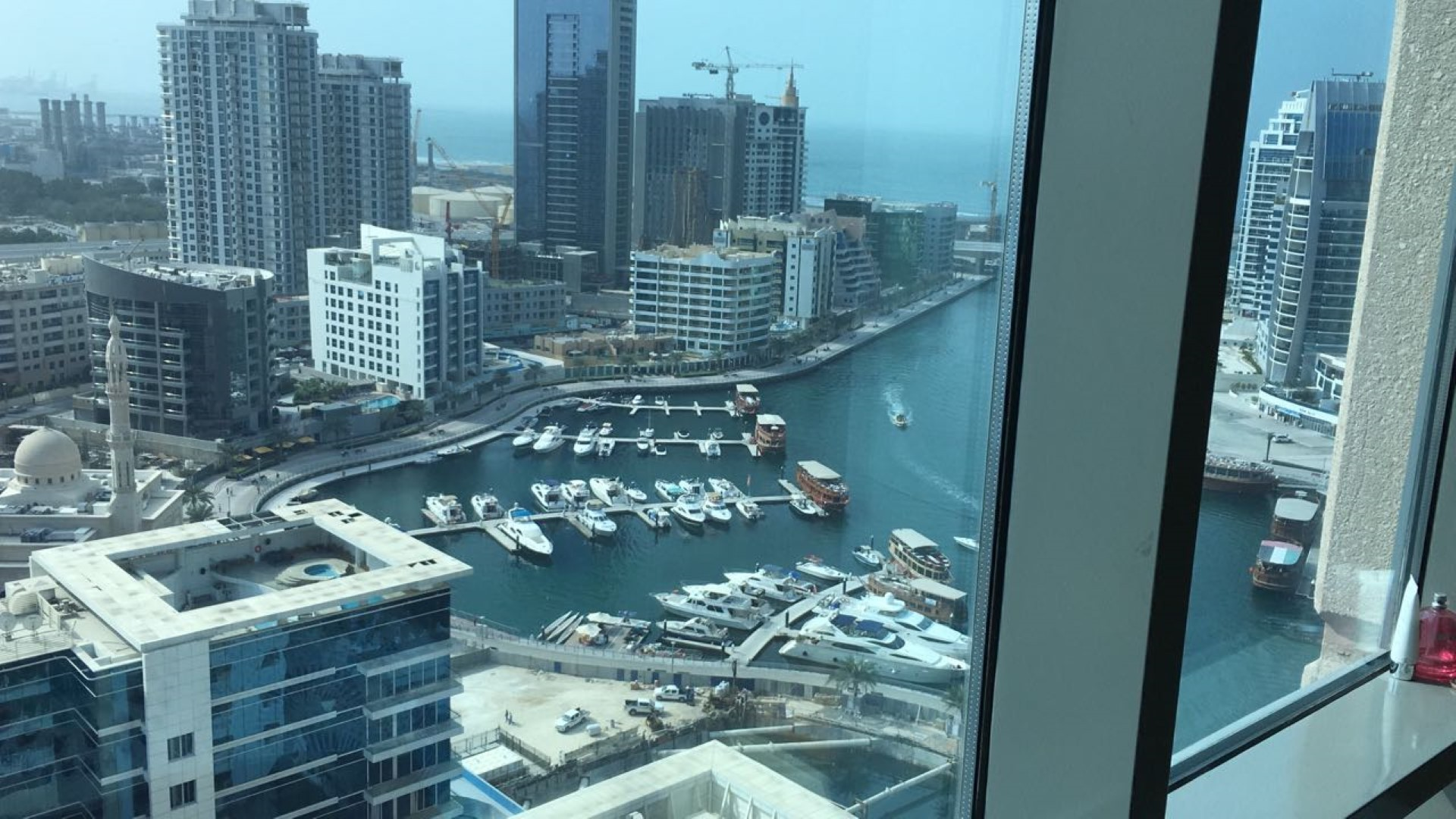 Chiller Free Full Marina View 1 Bedroom, Dubai Marina