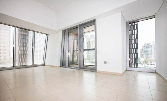Spectacular 1BR with Full Sea View Vacant