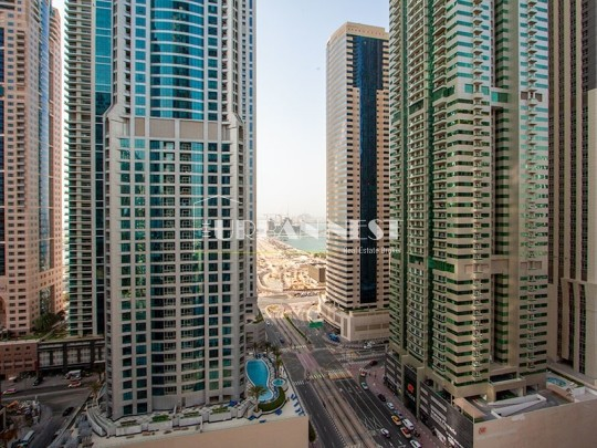 Excellent Investment in a good tower in Dubai Marina