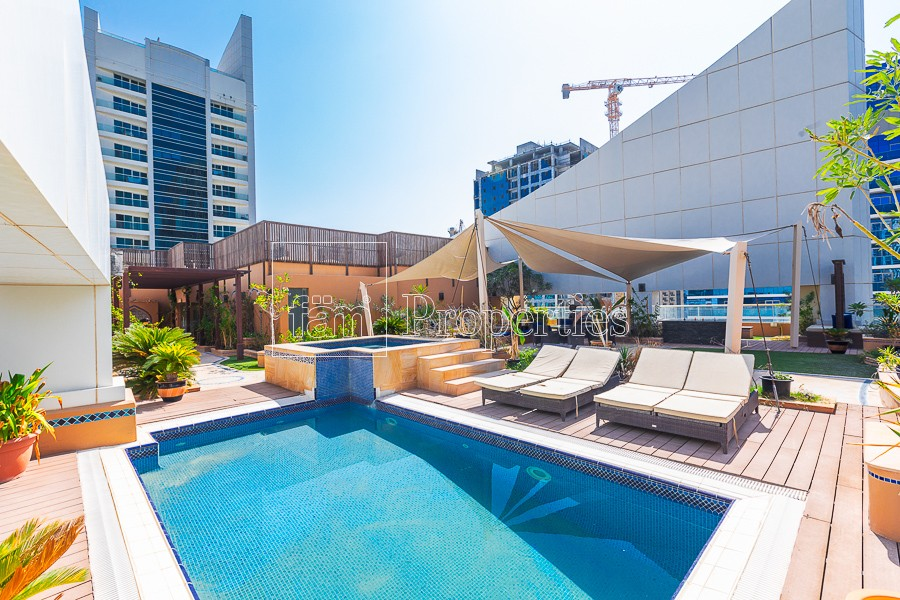 Penthouse Full Marina View Private Swimming Pool