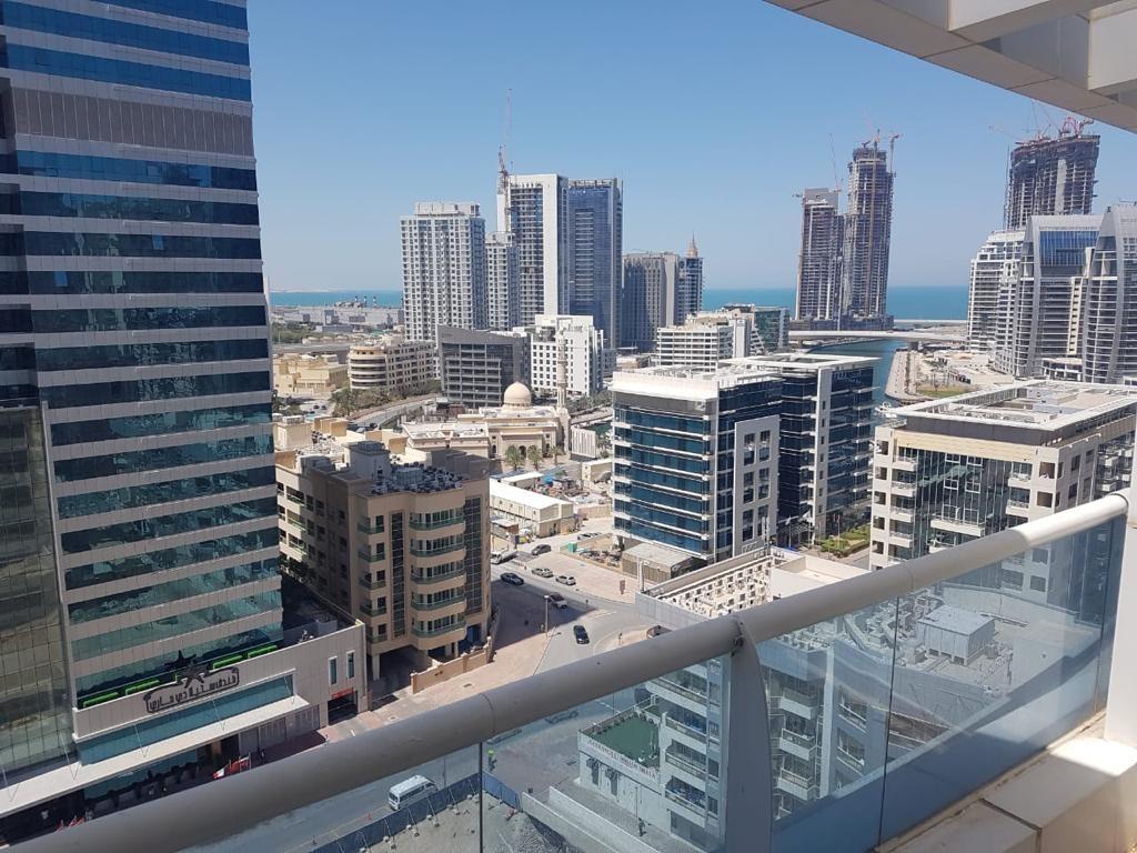 EXCELLENT FURNISHED STUDIO NEAR JLT METRO IN DUBAI MARINA