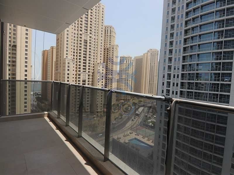Own a Full Marina View 1 bed apt in Sparkle Tower