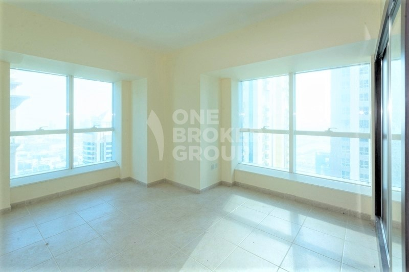 Exclusive 2 Bedroom | Vacant | High floor