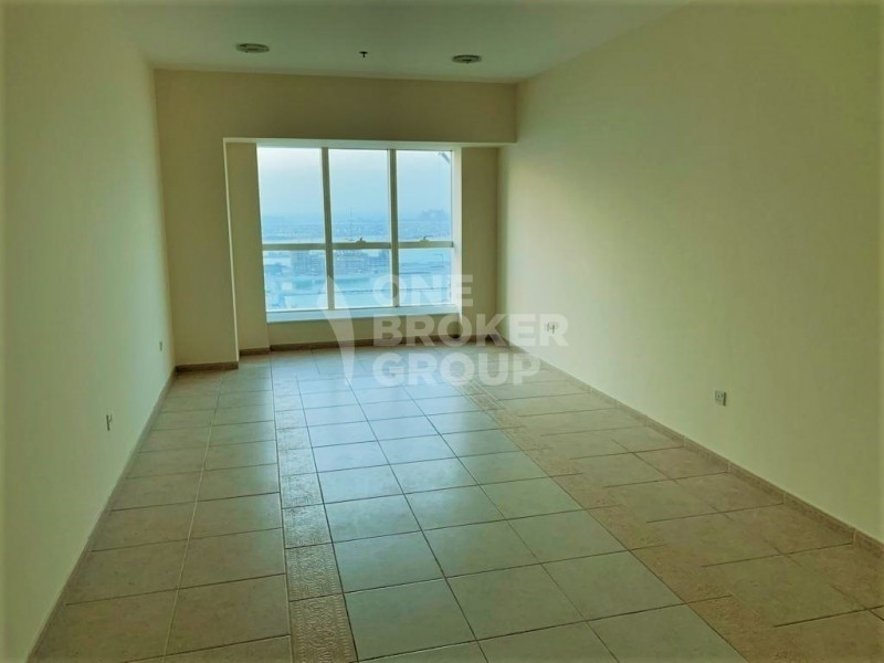 Full Sea View 2 Bed | Vacant | Mid floor