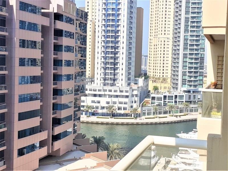 Large layout, double balcony, SZR/ marina view