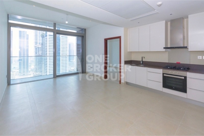 1 BR on High floor. FULLY PAID and Handed over