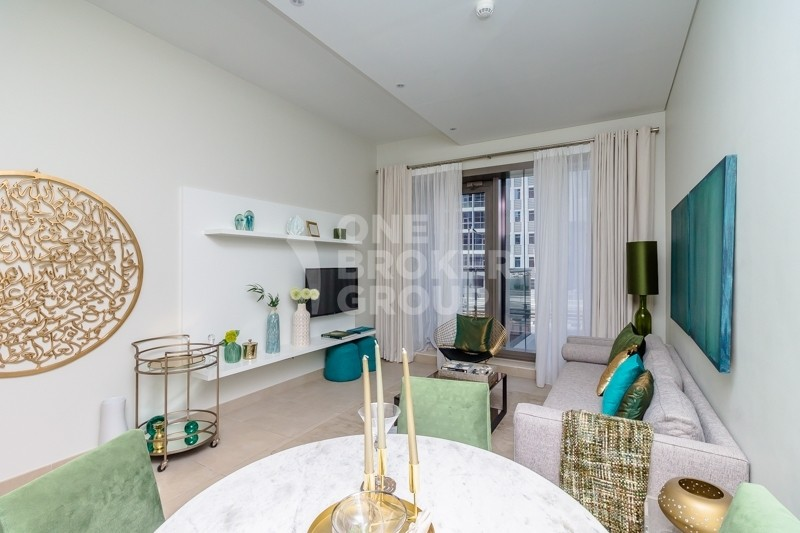 Full Marina View| High floor| Best investment